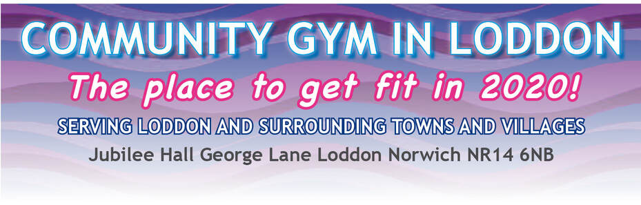 COMMUNITY GYM AT LODDON